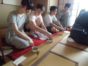 Yep 2016 Tea Ceremony
